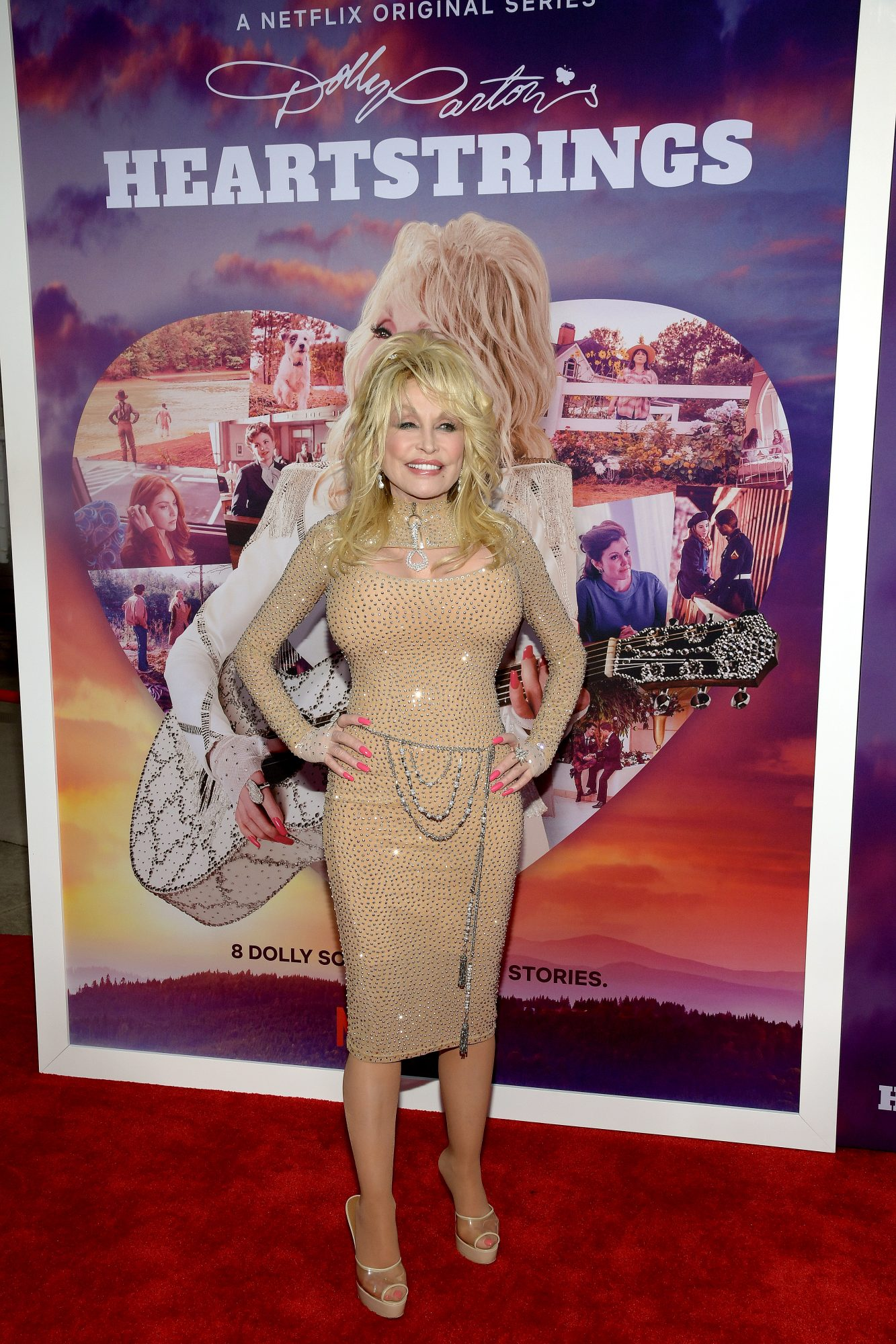 "Netflix Premiere Of Dolly Parton's ""Heartstrings"""