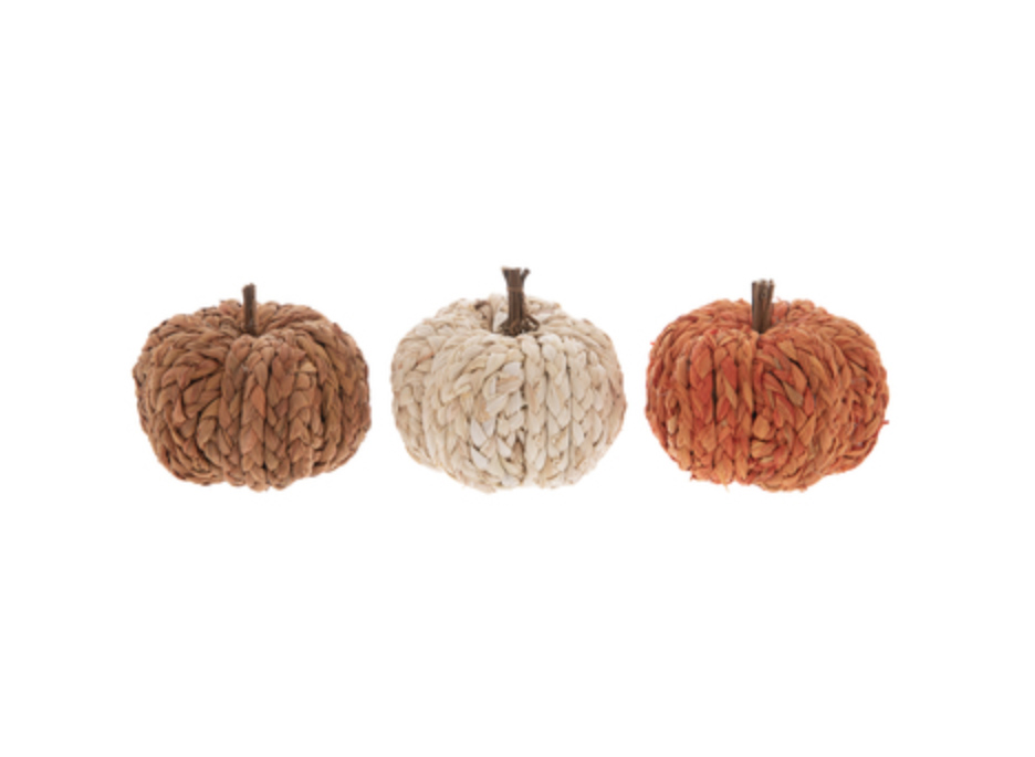 Braided Pumpkins