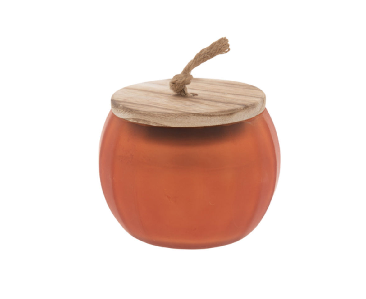 Buttery Pumpkin Jar Candle