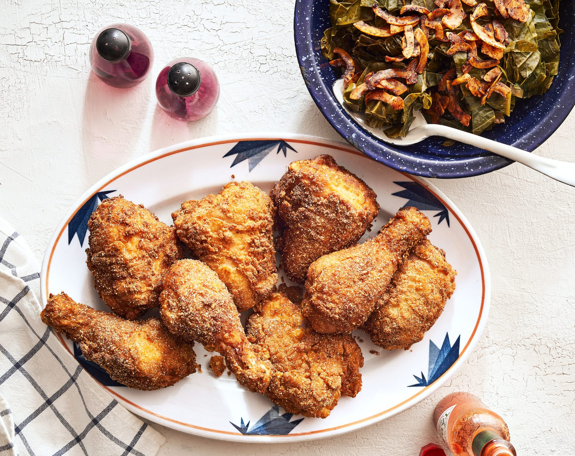 Mee McCormick's Pinewood Fried Chicken