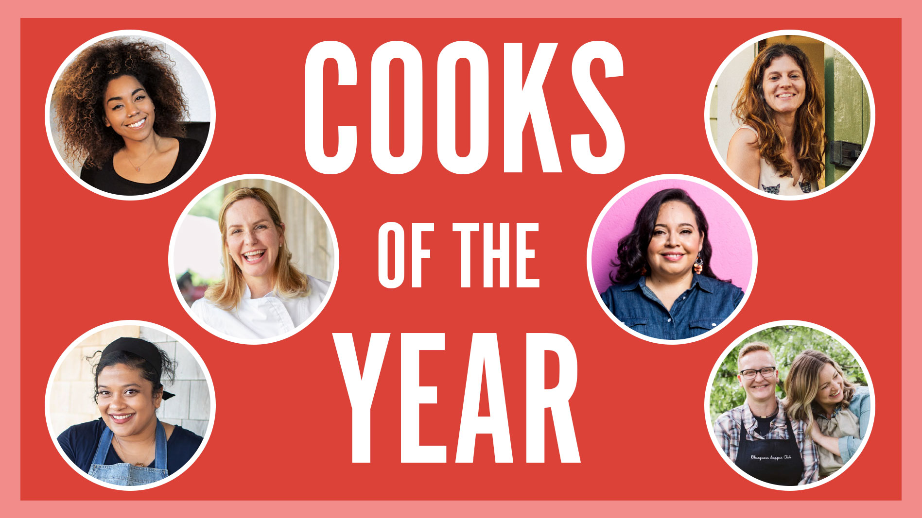 Cooks of the Year 2020