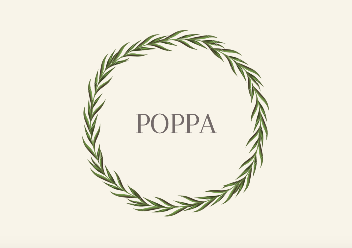Southern Grandfather Names Poppa