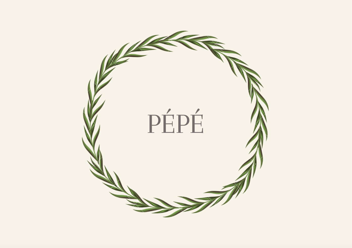 Southern Grandfather Names Pépé