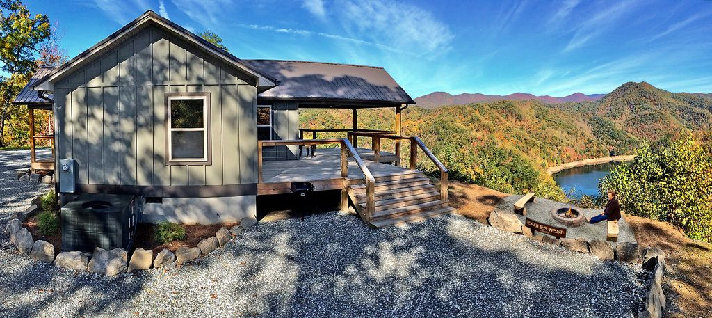Eagle's Nest Bryson City NC Rental