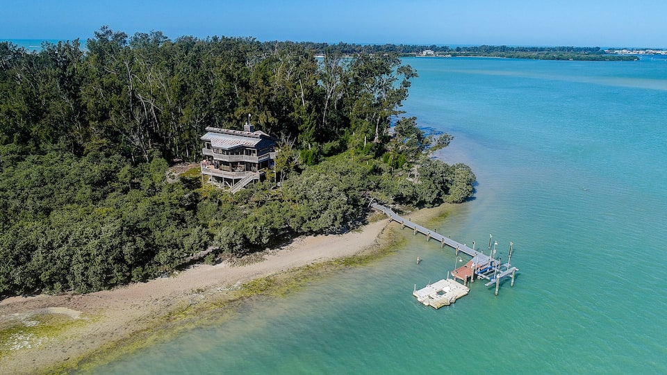 Private Island Retreat: Longboat Key, Florida