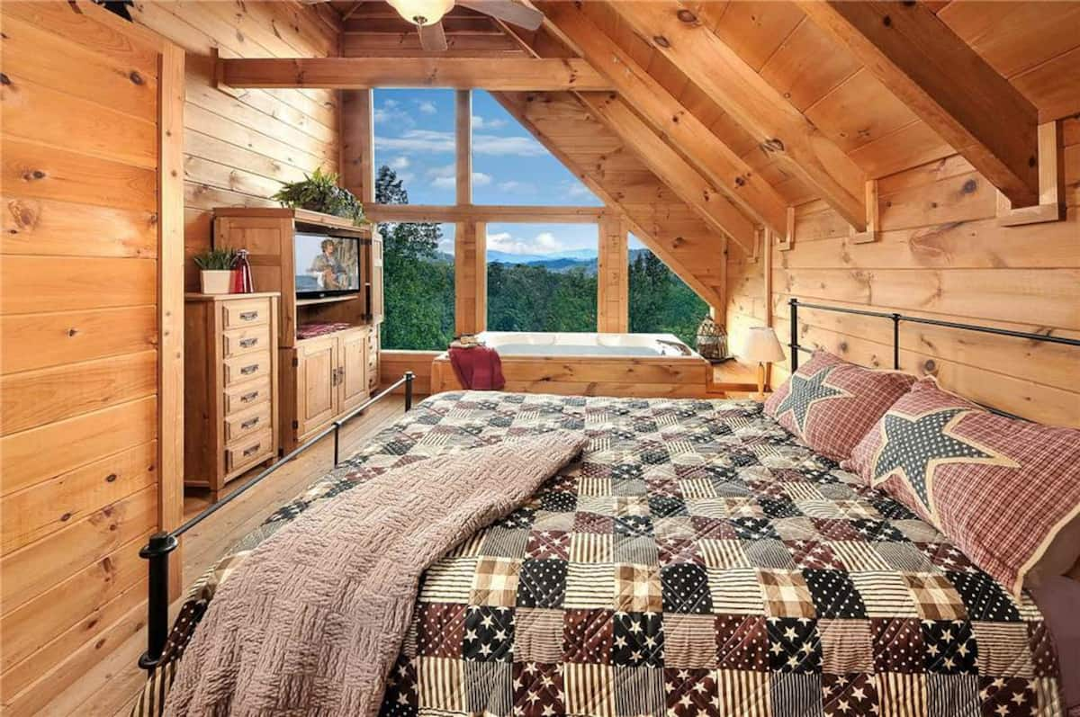 Sevierville Tennessee Cabin Rental