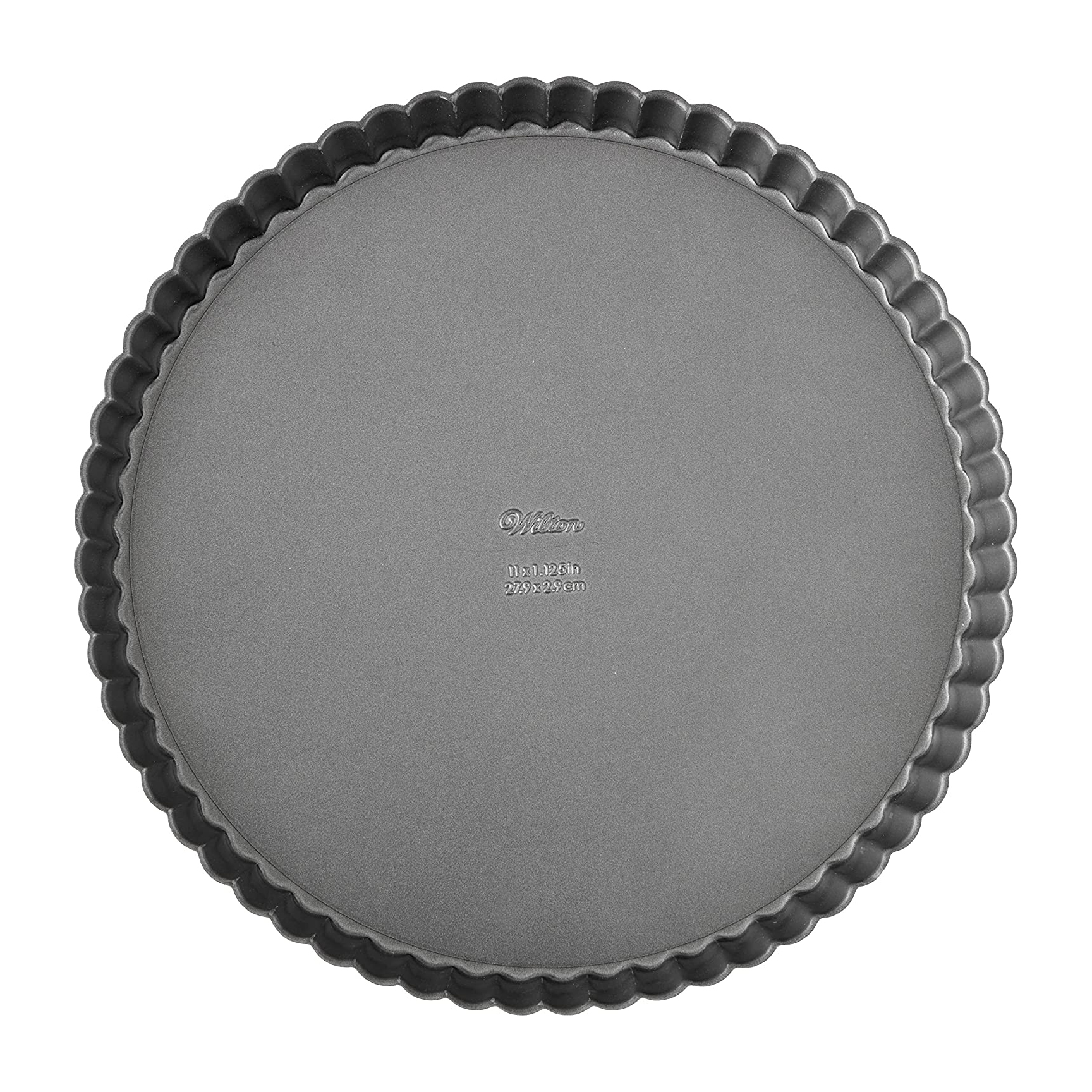 Wilton Excelle Elite Non-Stick Tart and Quiche Pan with Removable Bottom