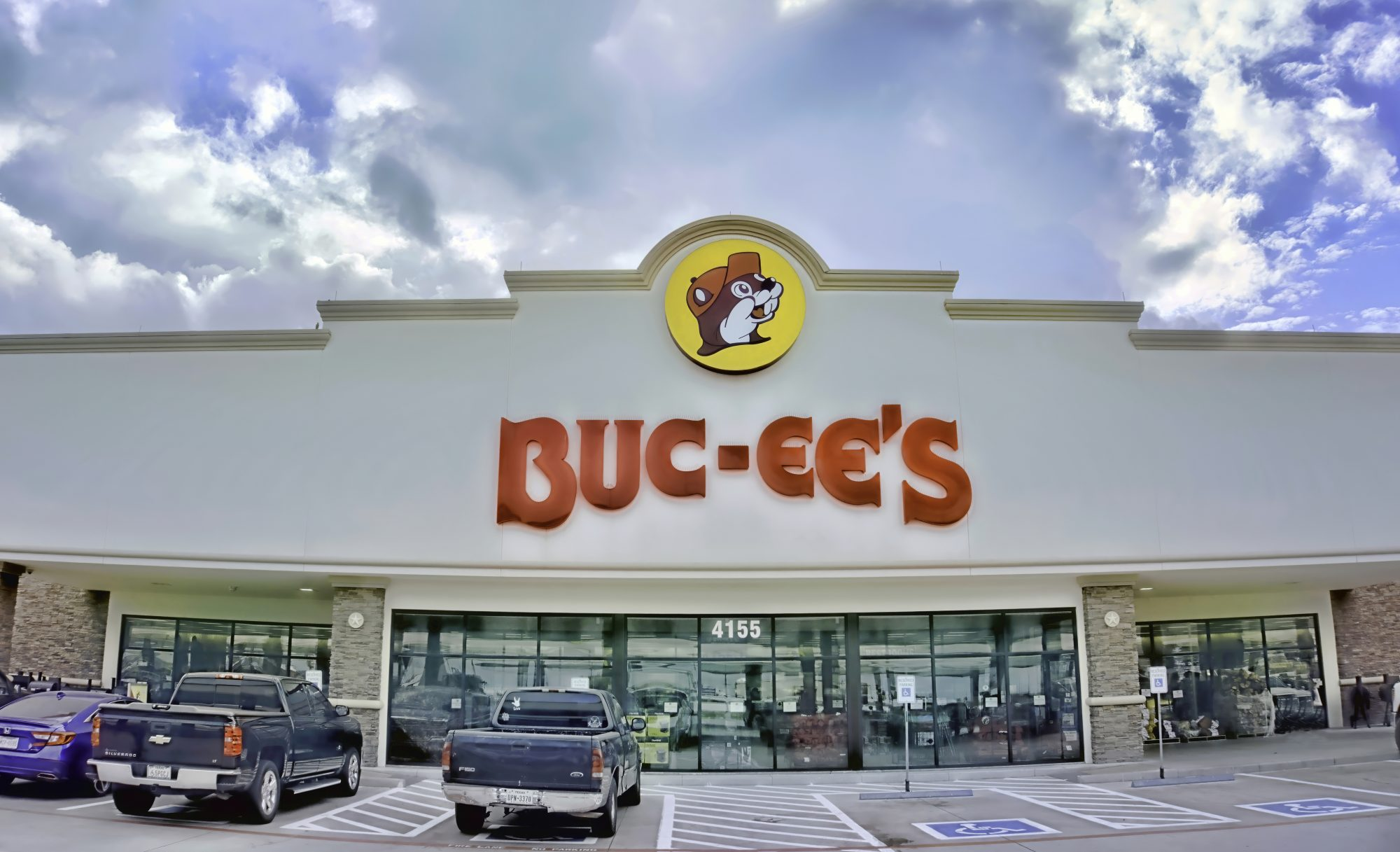 Buc-ee's Convenience Store.