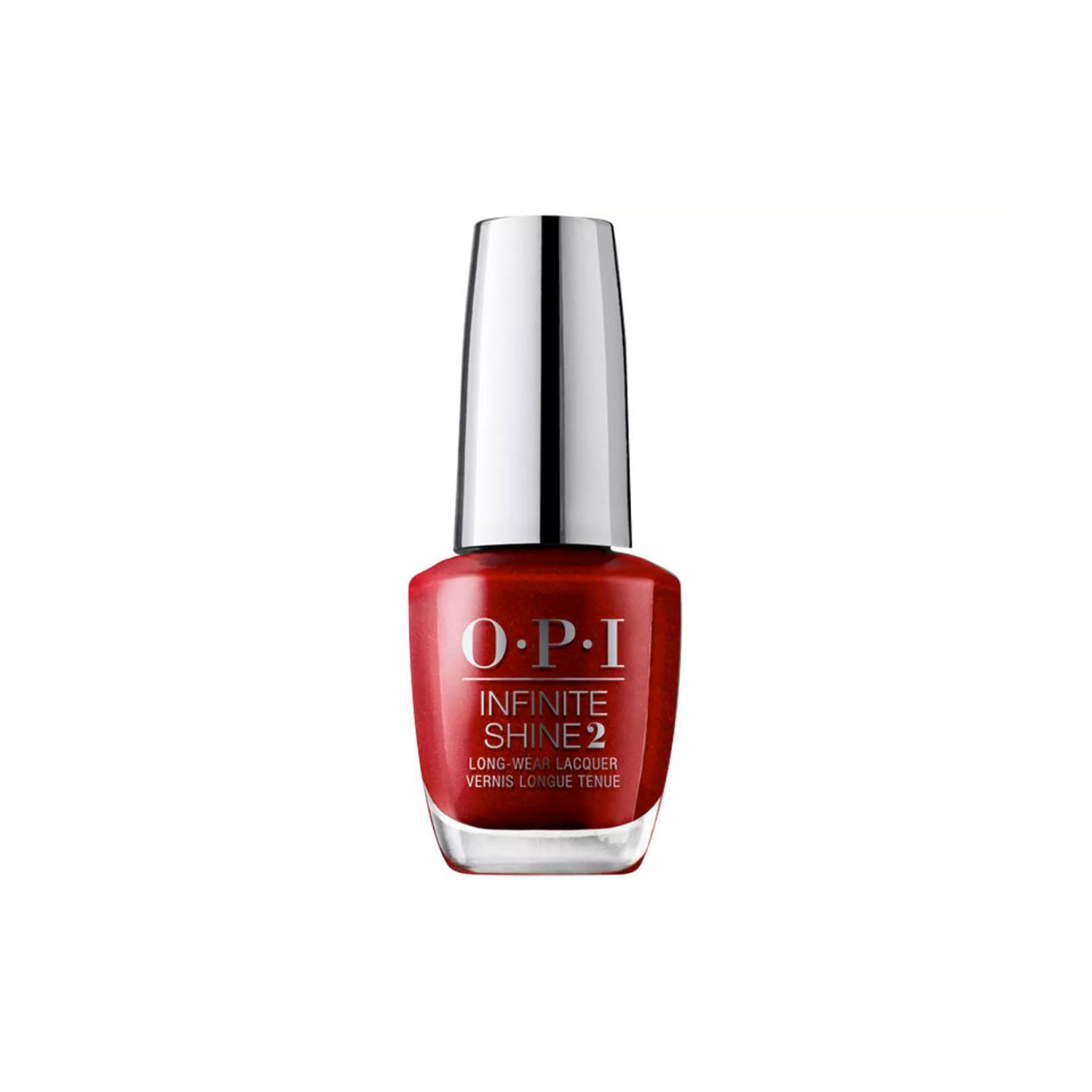 OPI Infinite Shine Gel Lacquer An Affair in Red Square