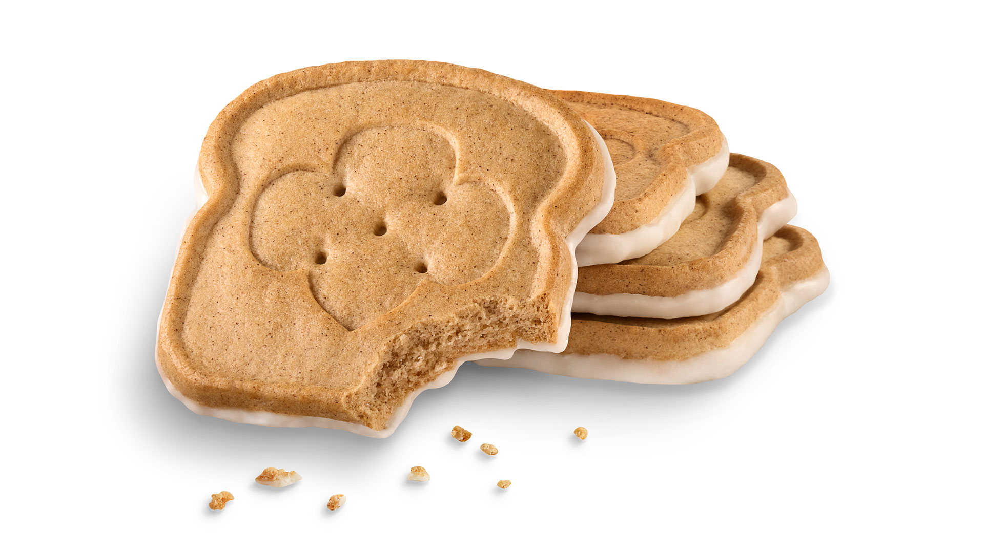 Toast-Yay! Girl Scout Cookies