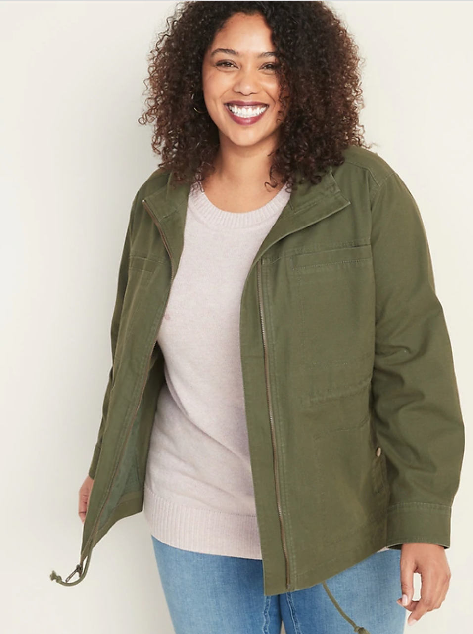 Old Navy Scout Utility Plus-Size Jacket