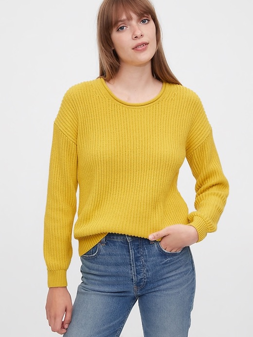 A Light Sweater