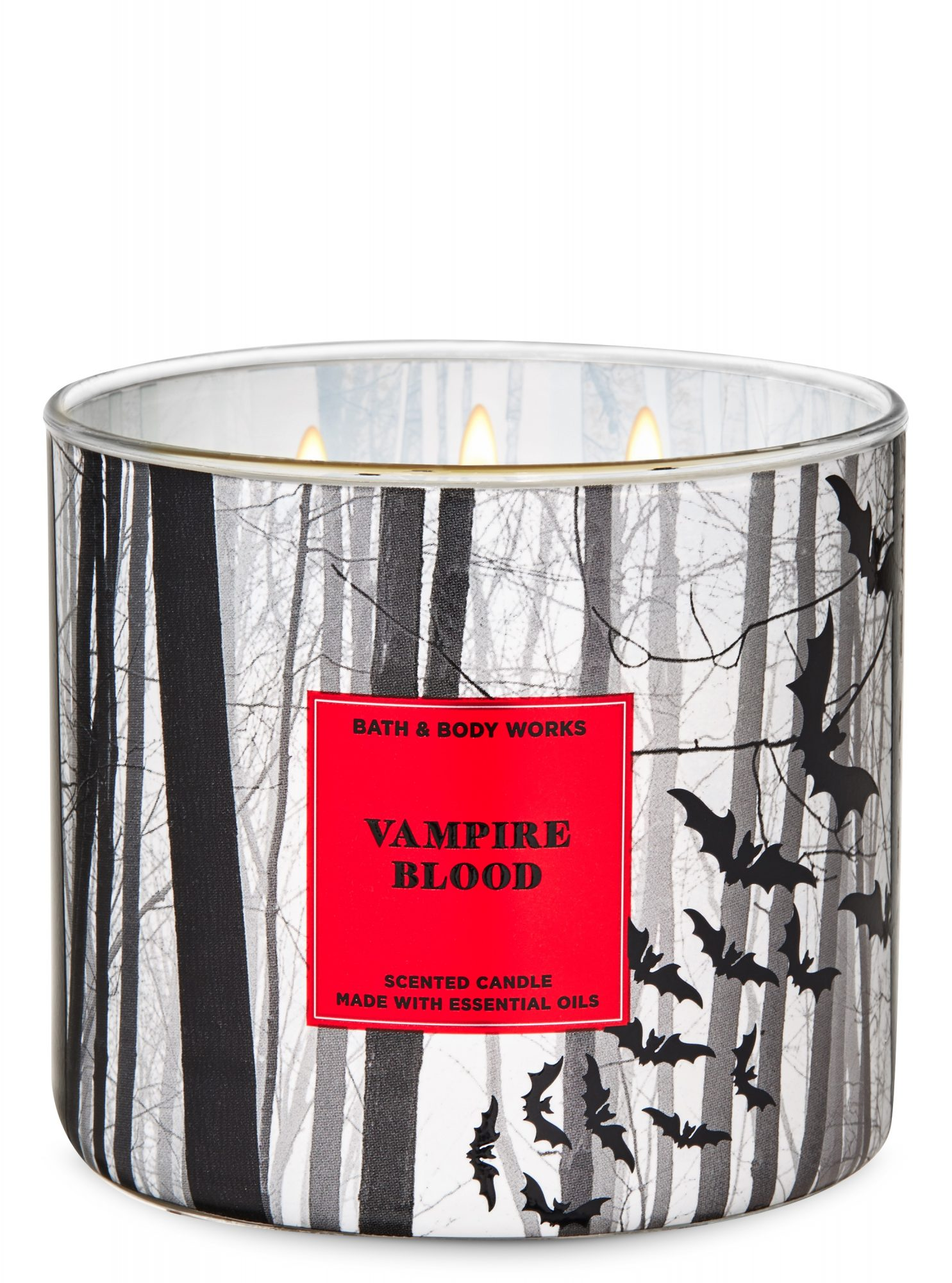 Bath & Body Works Vampire Blood 3-Wick