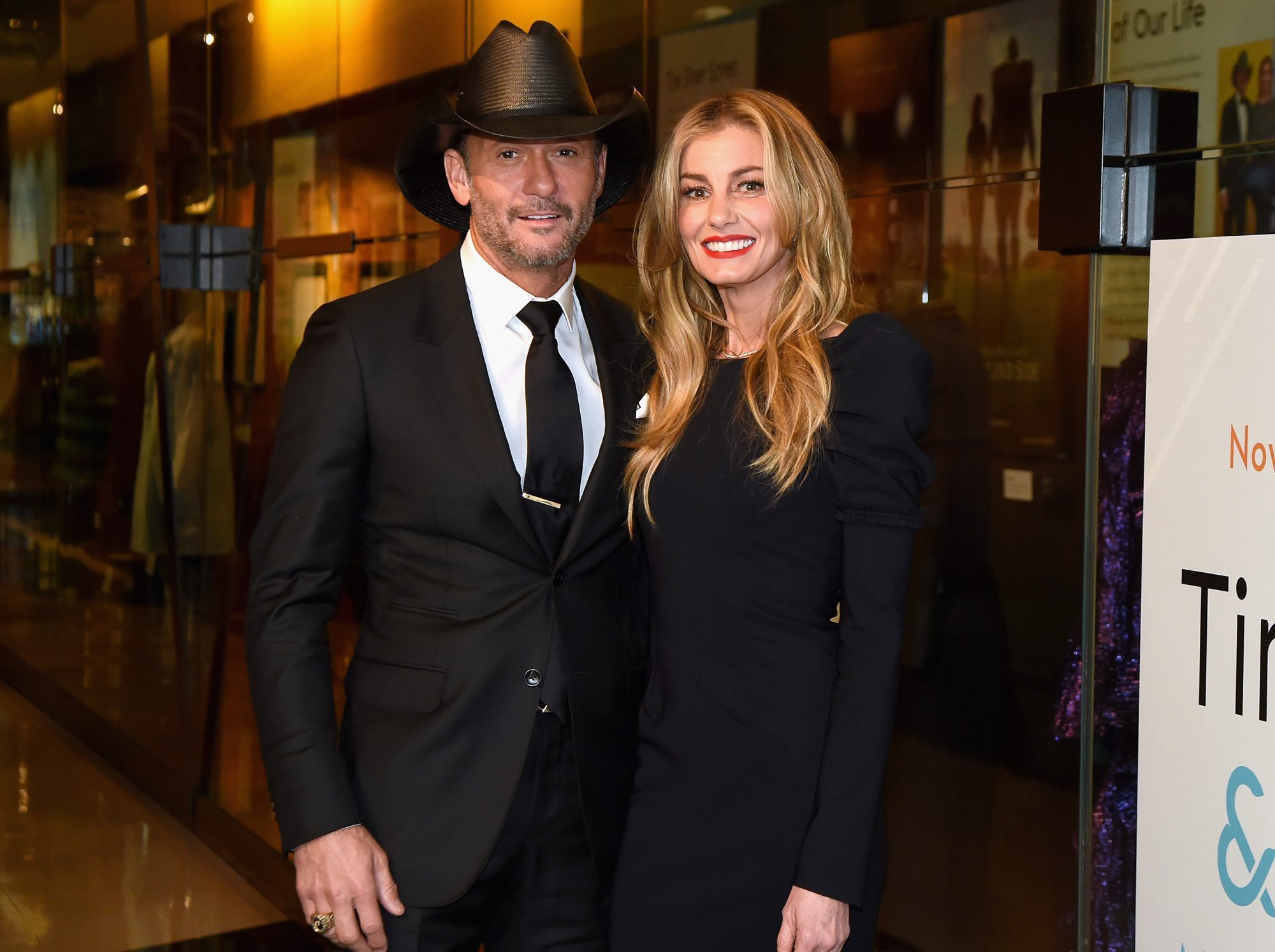 Country Music Hall of Fame and Museum Debuts Tim McGraw and Faith Hill Exhibition