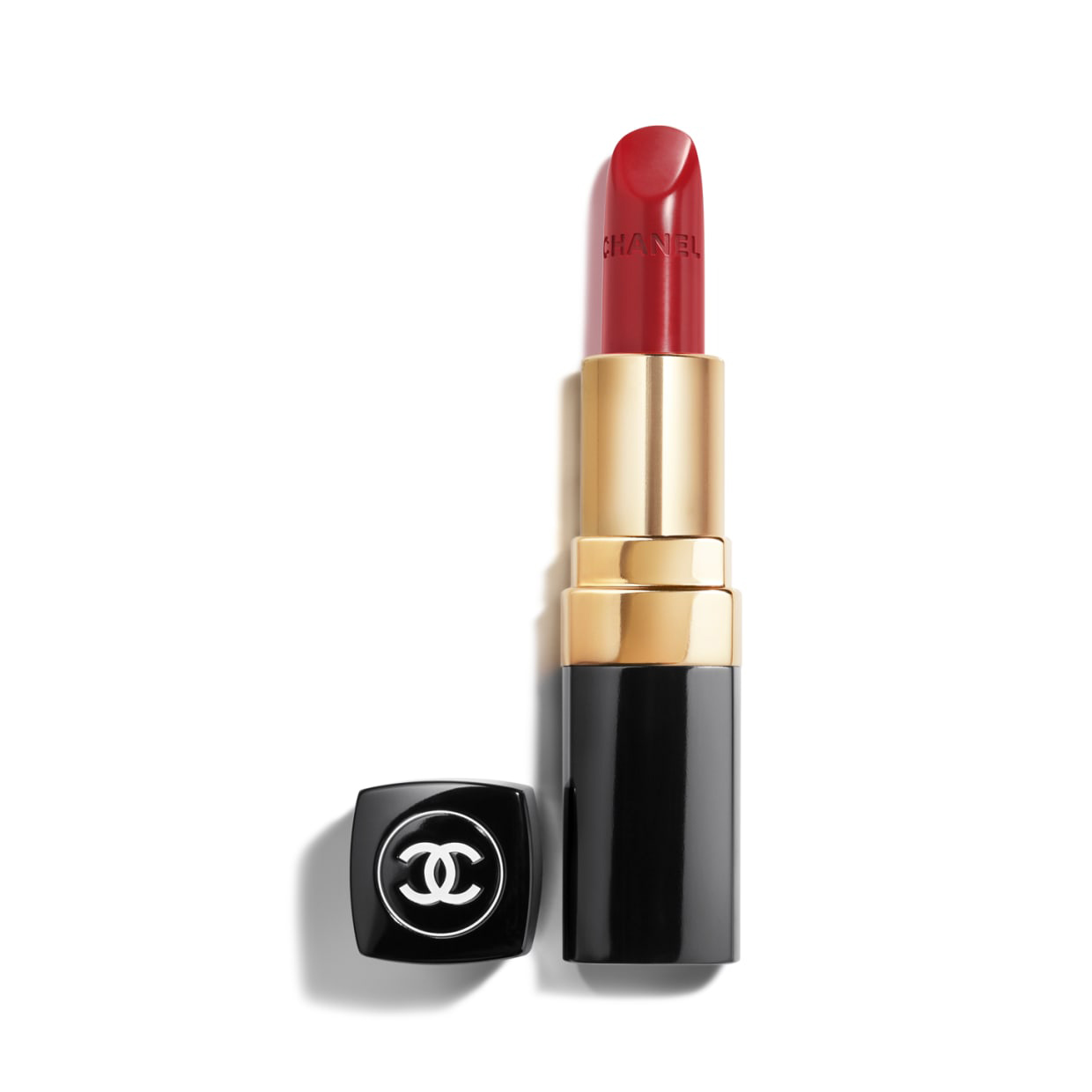 Chanel Rouge Coco Ultra Hydrating Lip Colour in Carmen