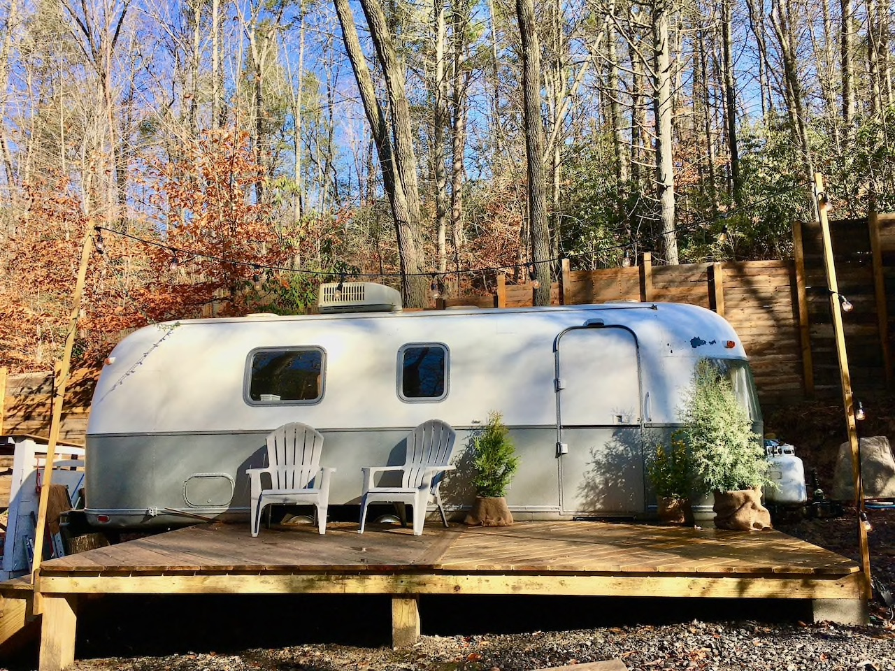 Airstream Rental North Carolina