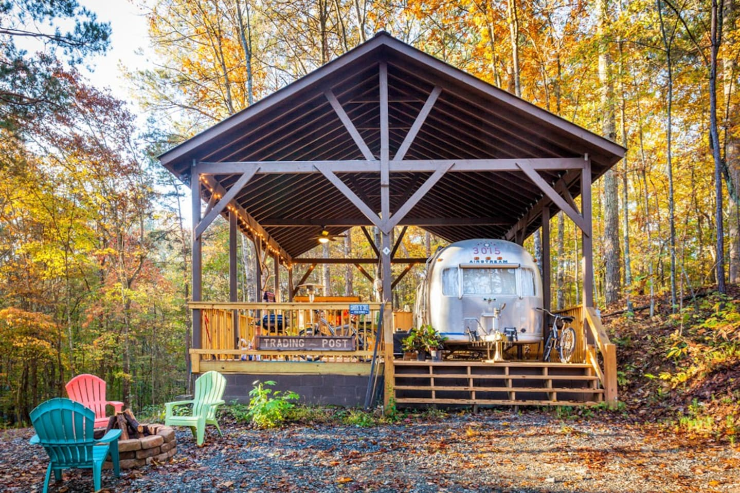 Airstream Rental Ellijay Georgia
