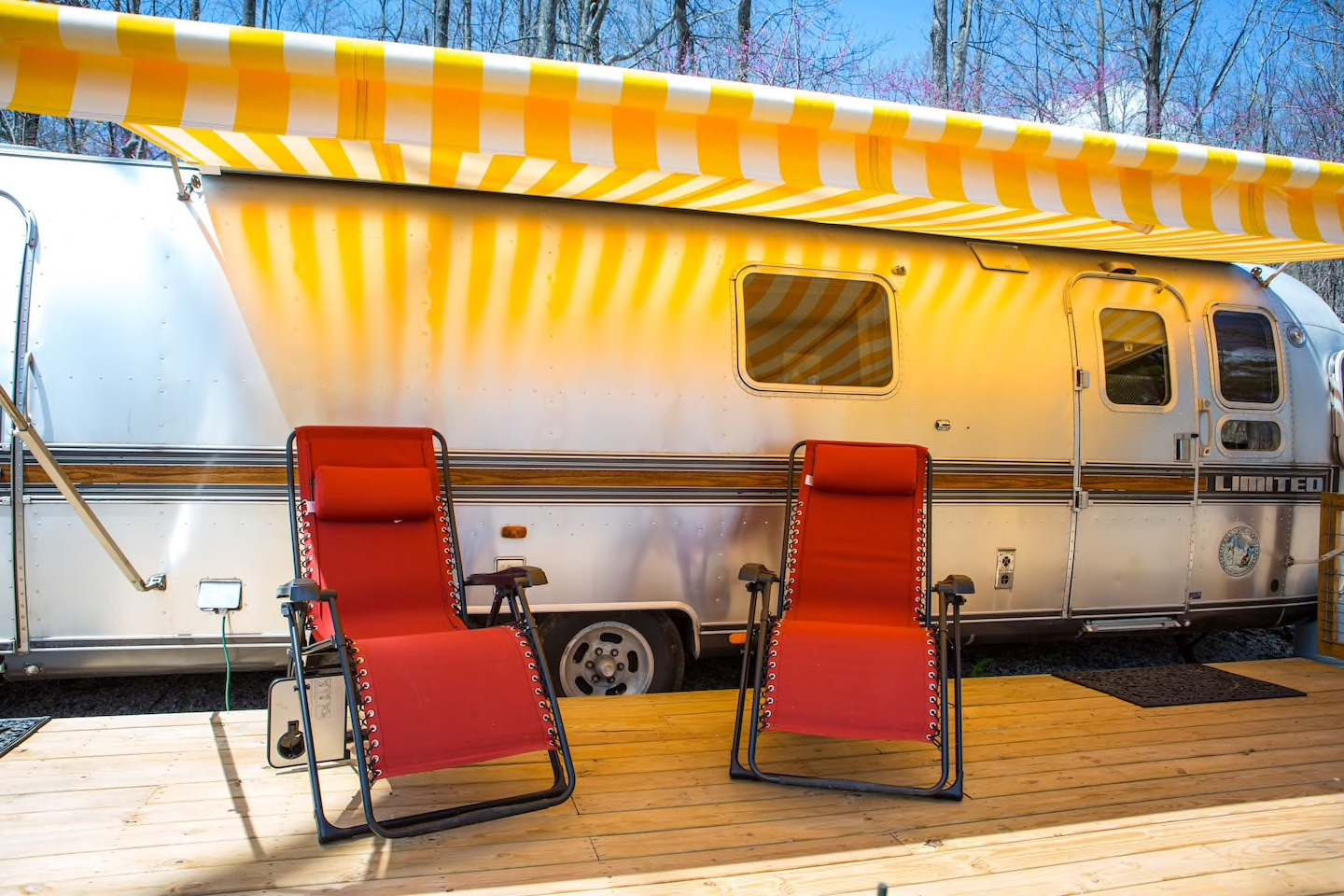 Airstream Rental Virginia