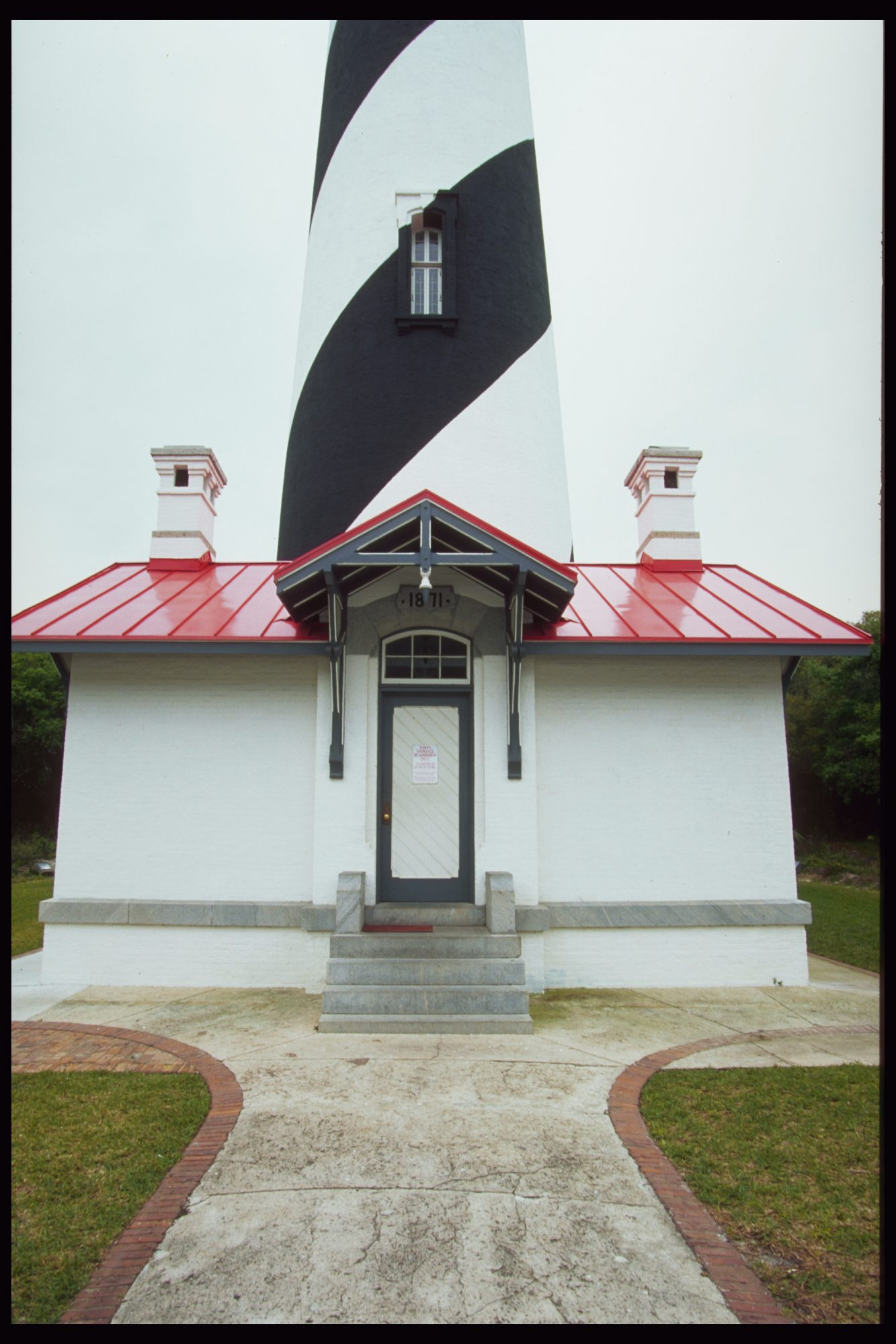 Restored Lighthouse and Maritime Museum
