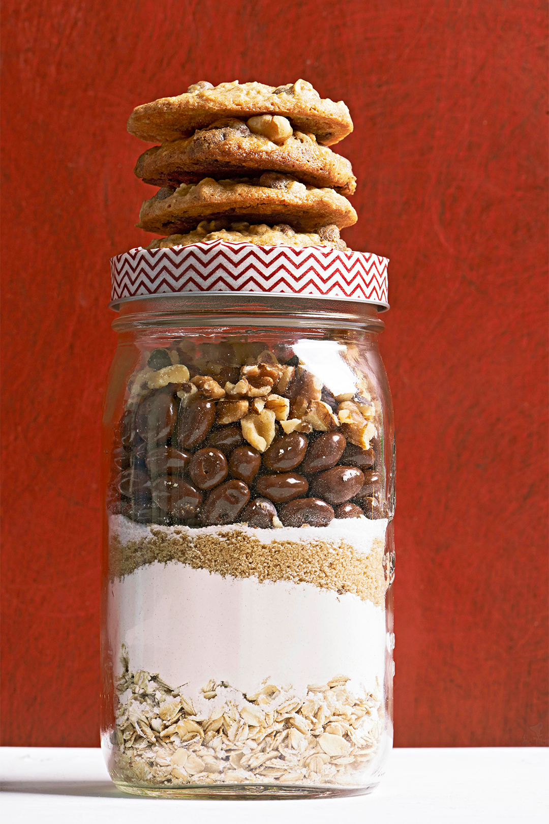 Chocolate Raisin and Oatmeal Cookie Mix