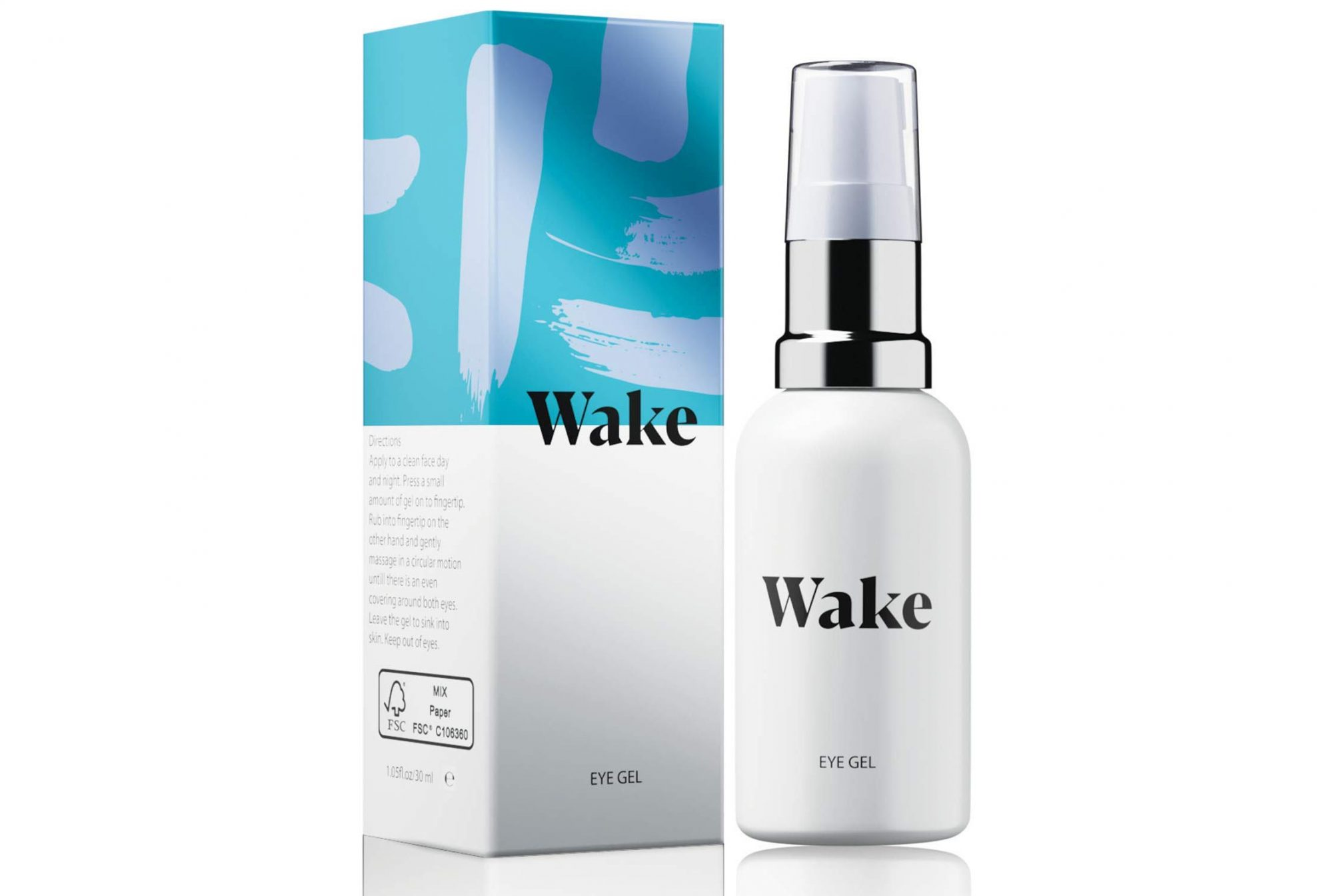 Wake Eye Gel
