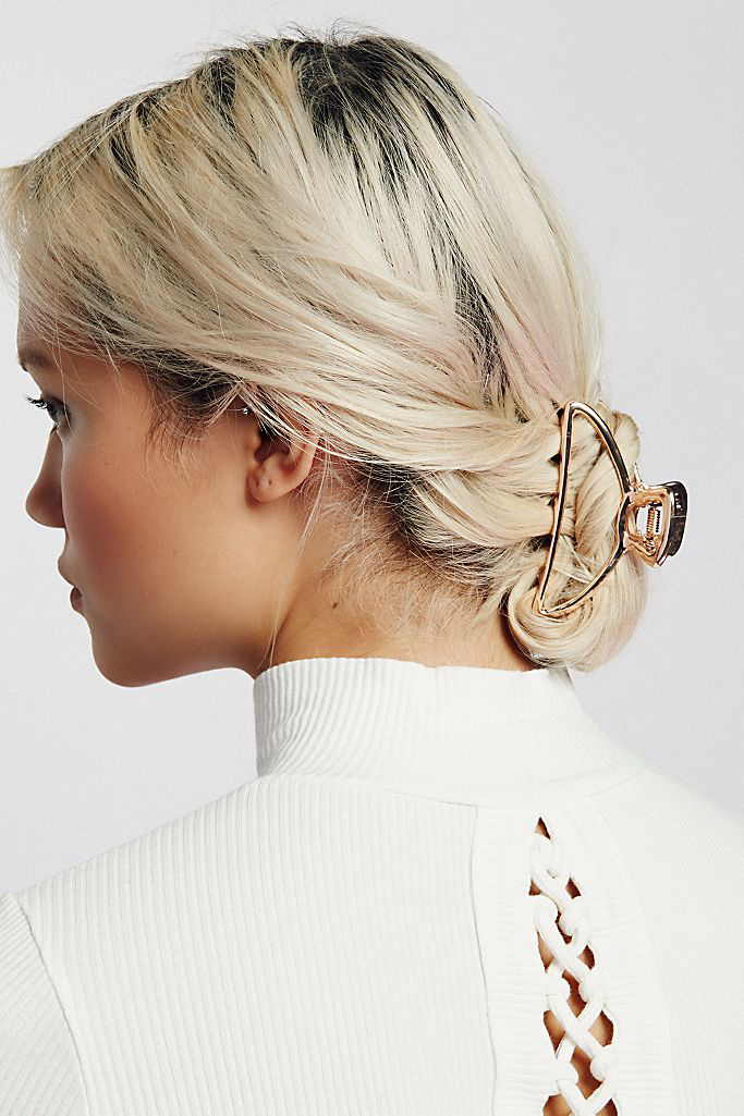 Free People Claw Clip