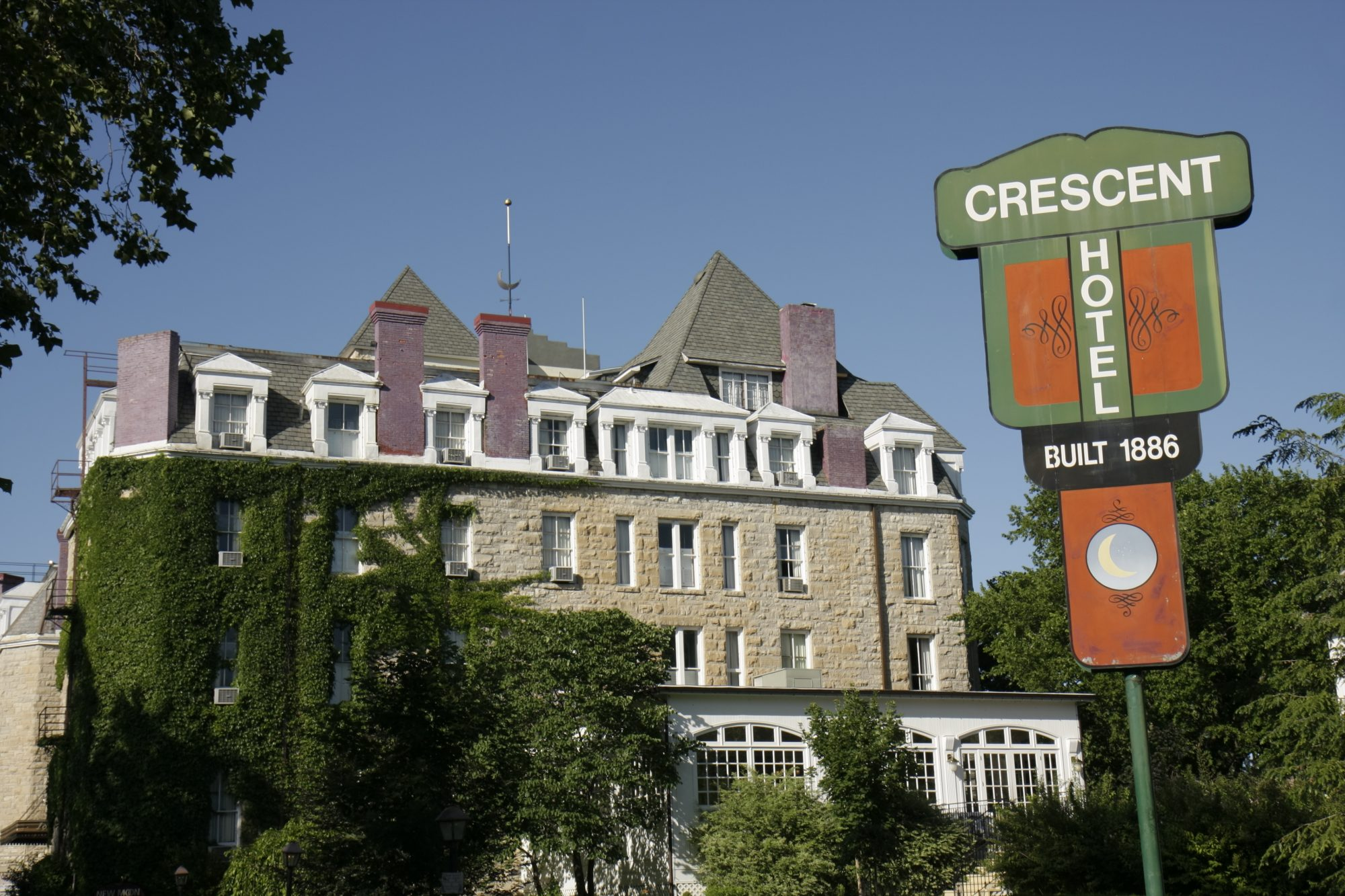 Crescent Hotel and Spa.