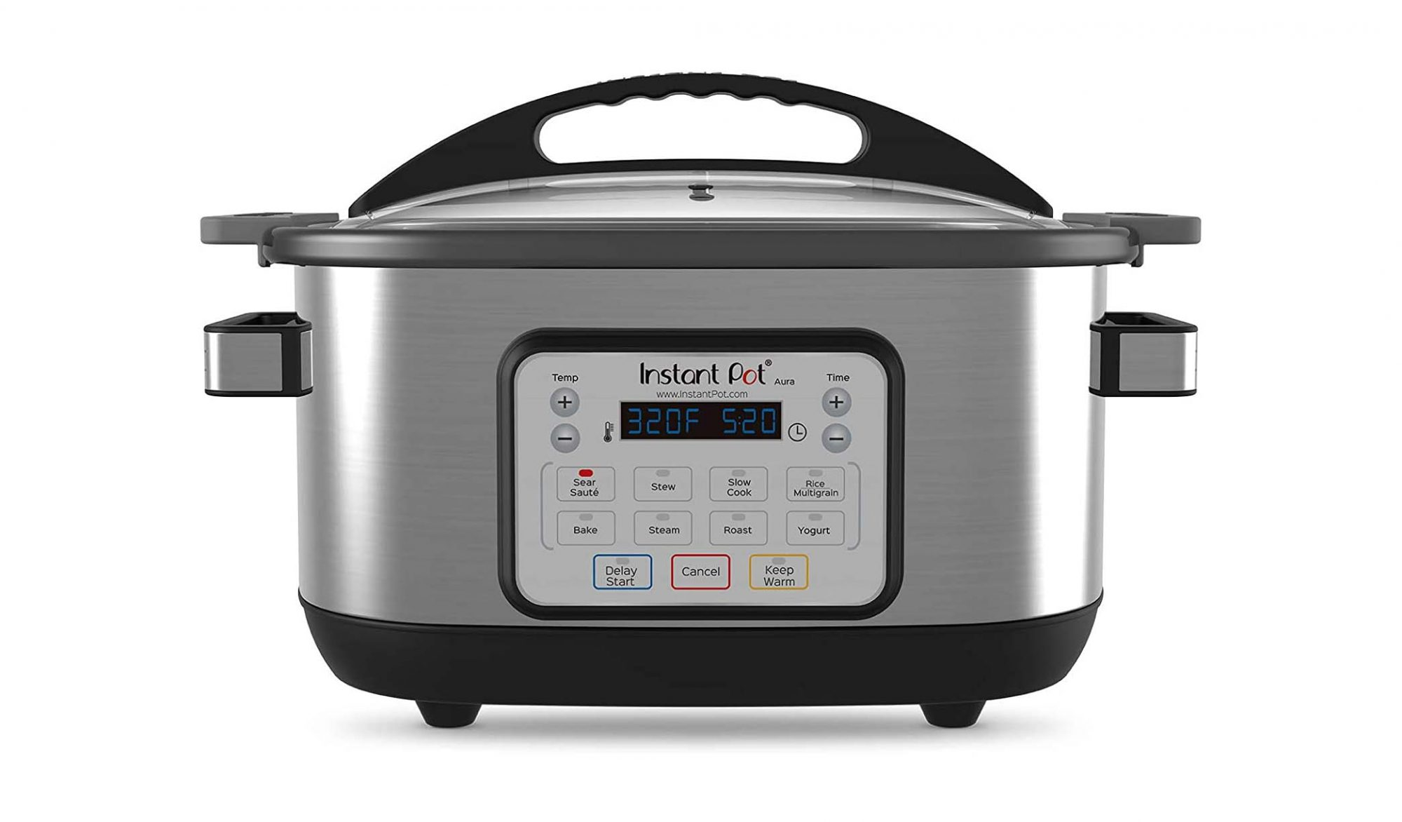 Instant Pot Aura 10-in-1 Multi-Use Slow Cooker