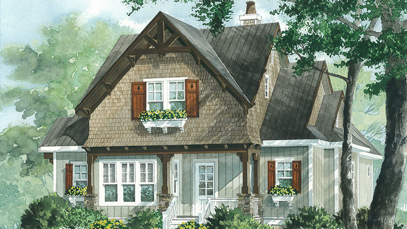Wind River SL House Plan