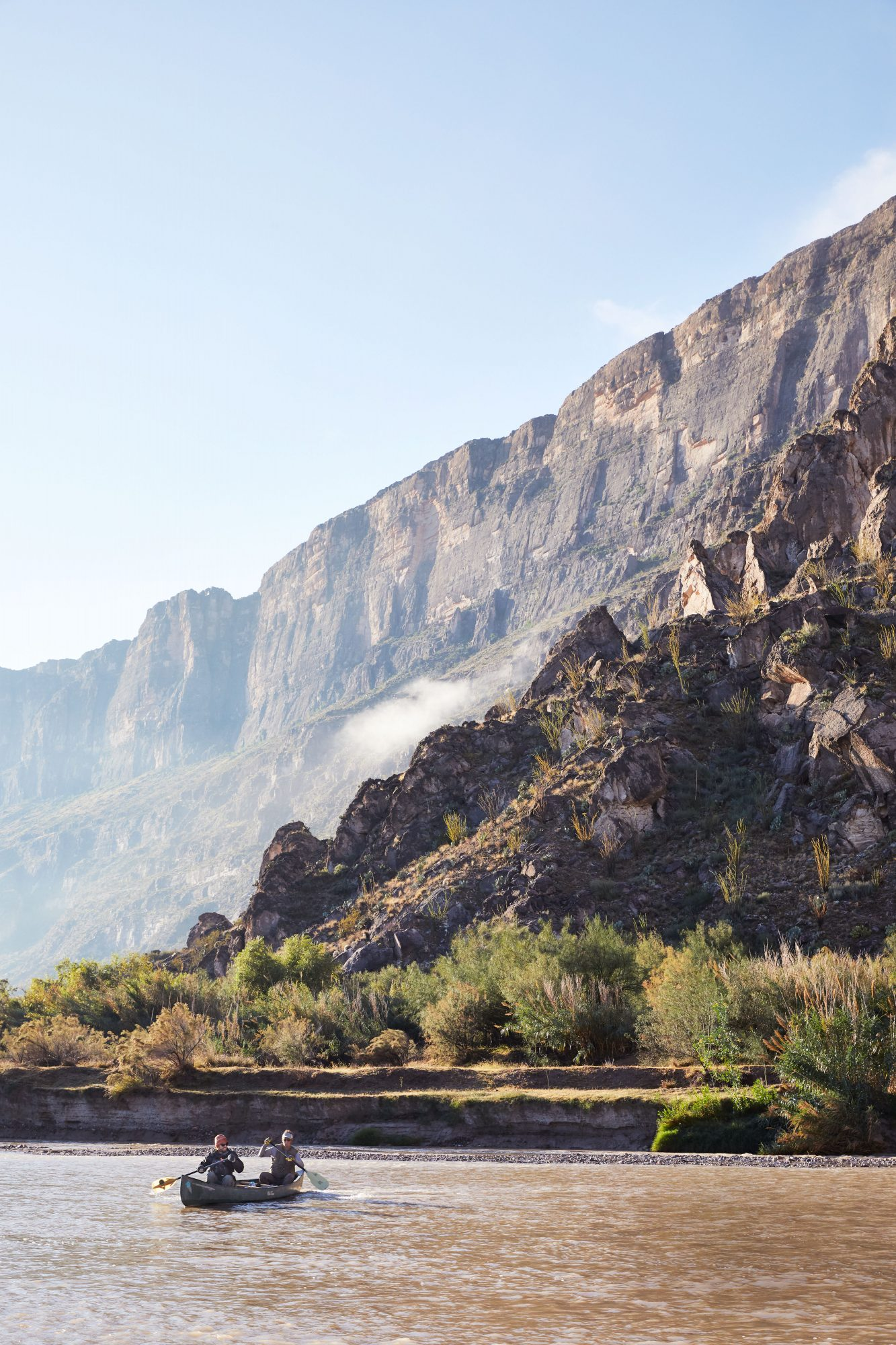 Angell Expeditions leads a river adventure in Santa Elena Canyon.