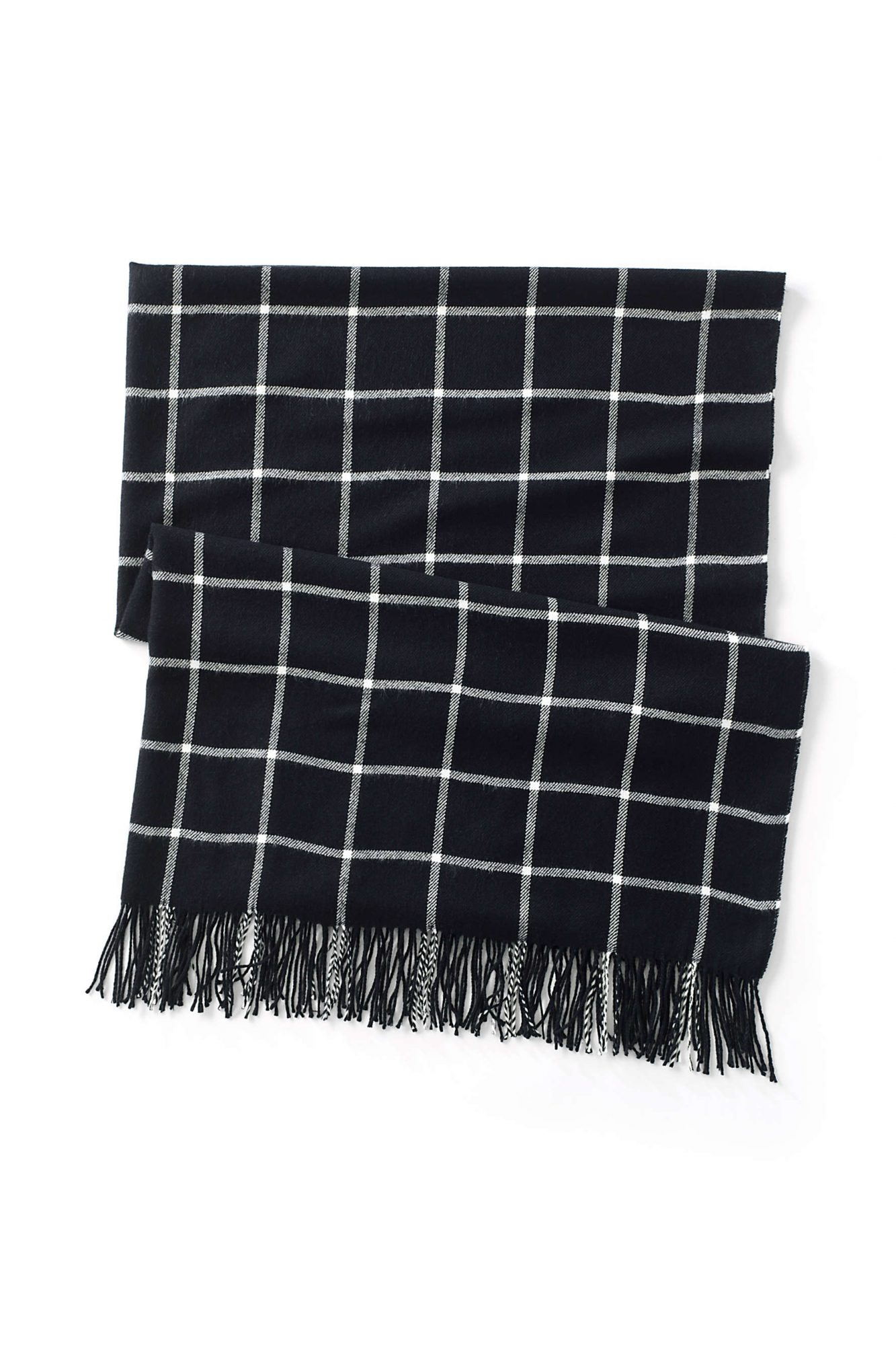 Lands End throw