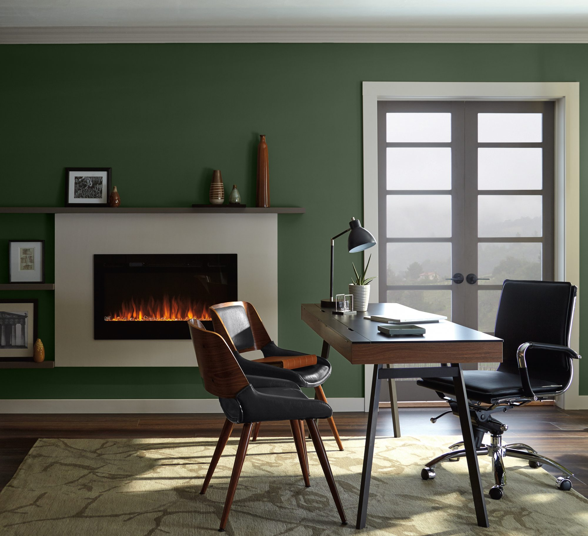 Behr 2021 Paint Color Trends Royal Orchard