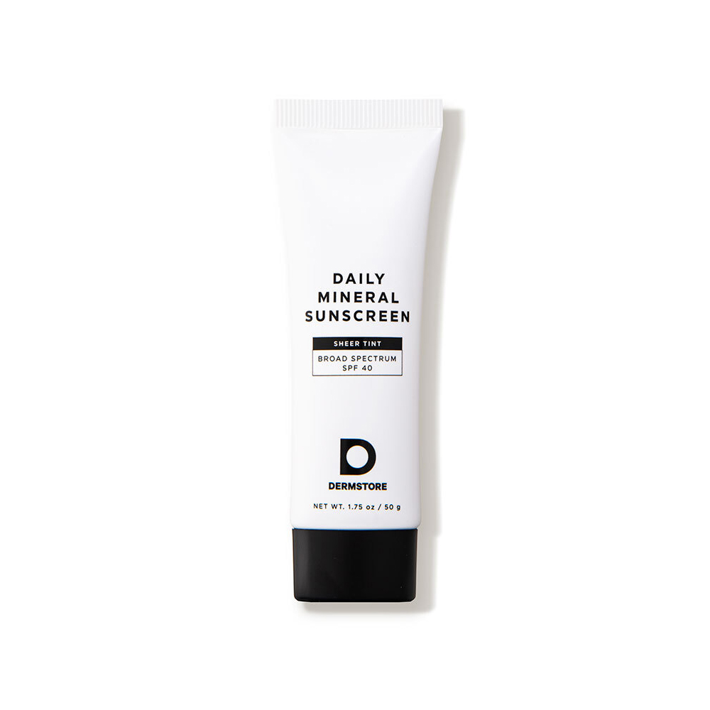 Dermstore Daily Mineral Sunscreen