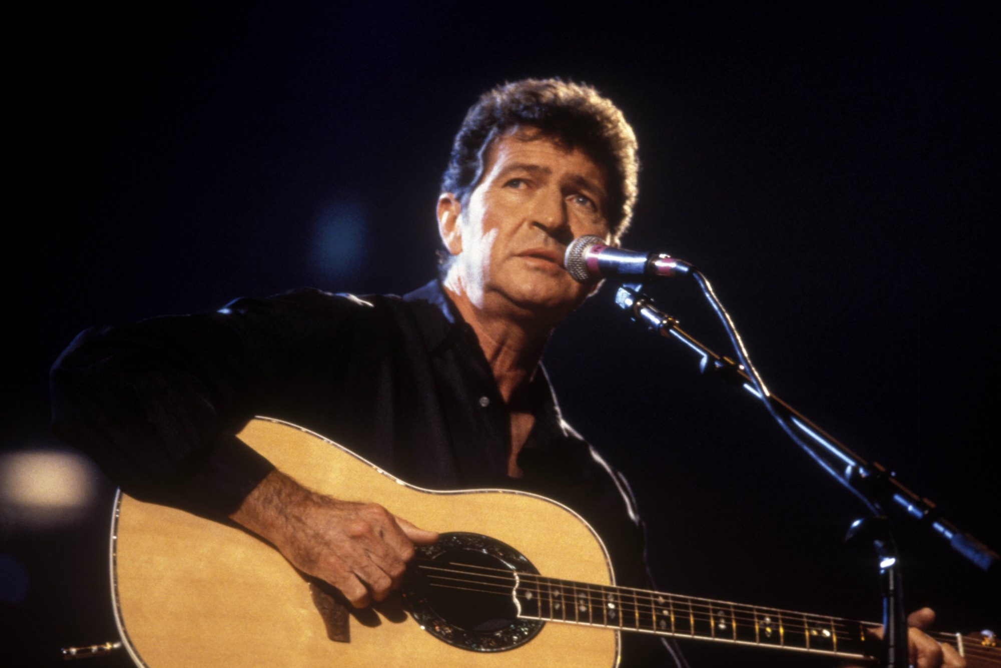 Photo of Elvis PRESLEY Tribute Concert and Mac DAVIS