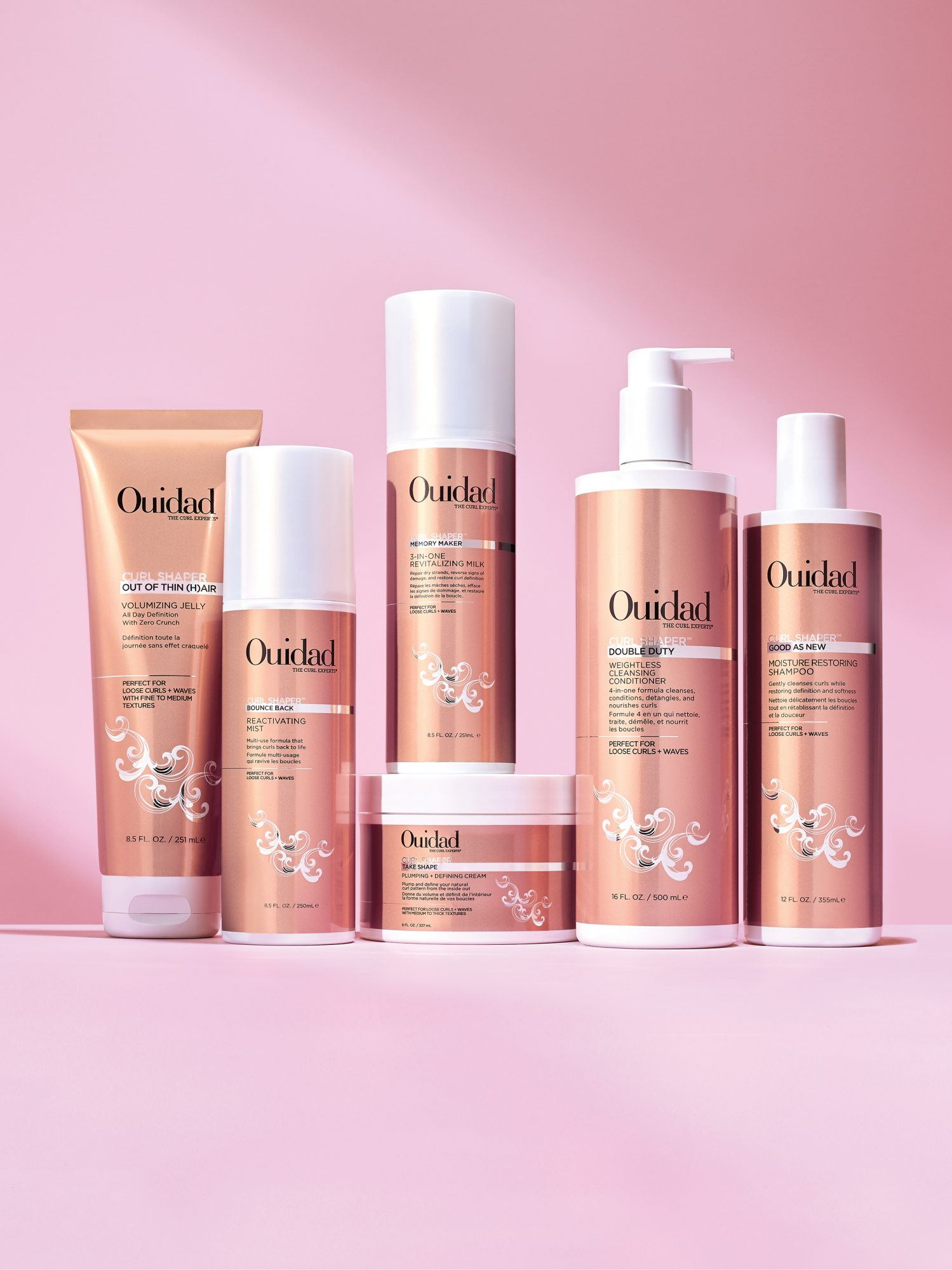 Ouidad Curl Shaper Collection