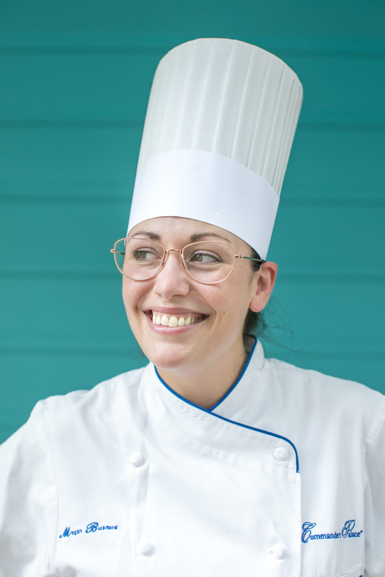 Commanders Palace Chef Meg Bickford
