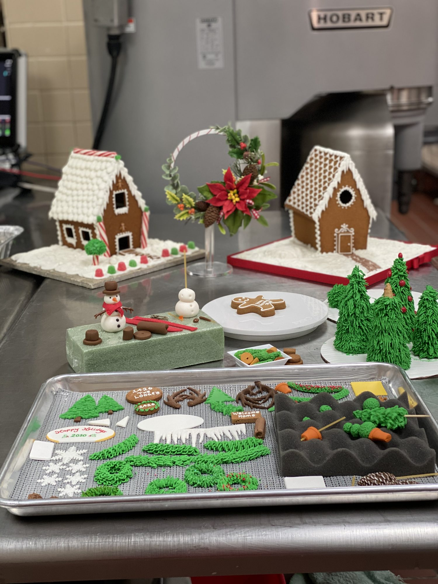 Gingerbread House Decorations 2
