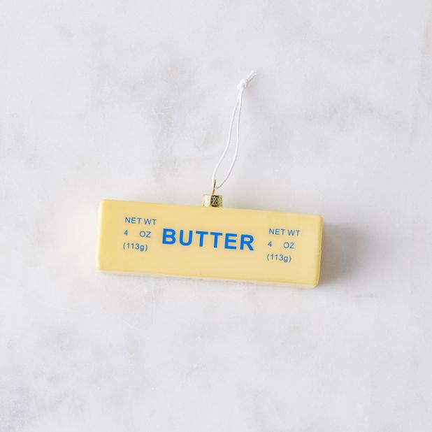 Cody Foster Vintage-Inspired Butter Ornament