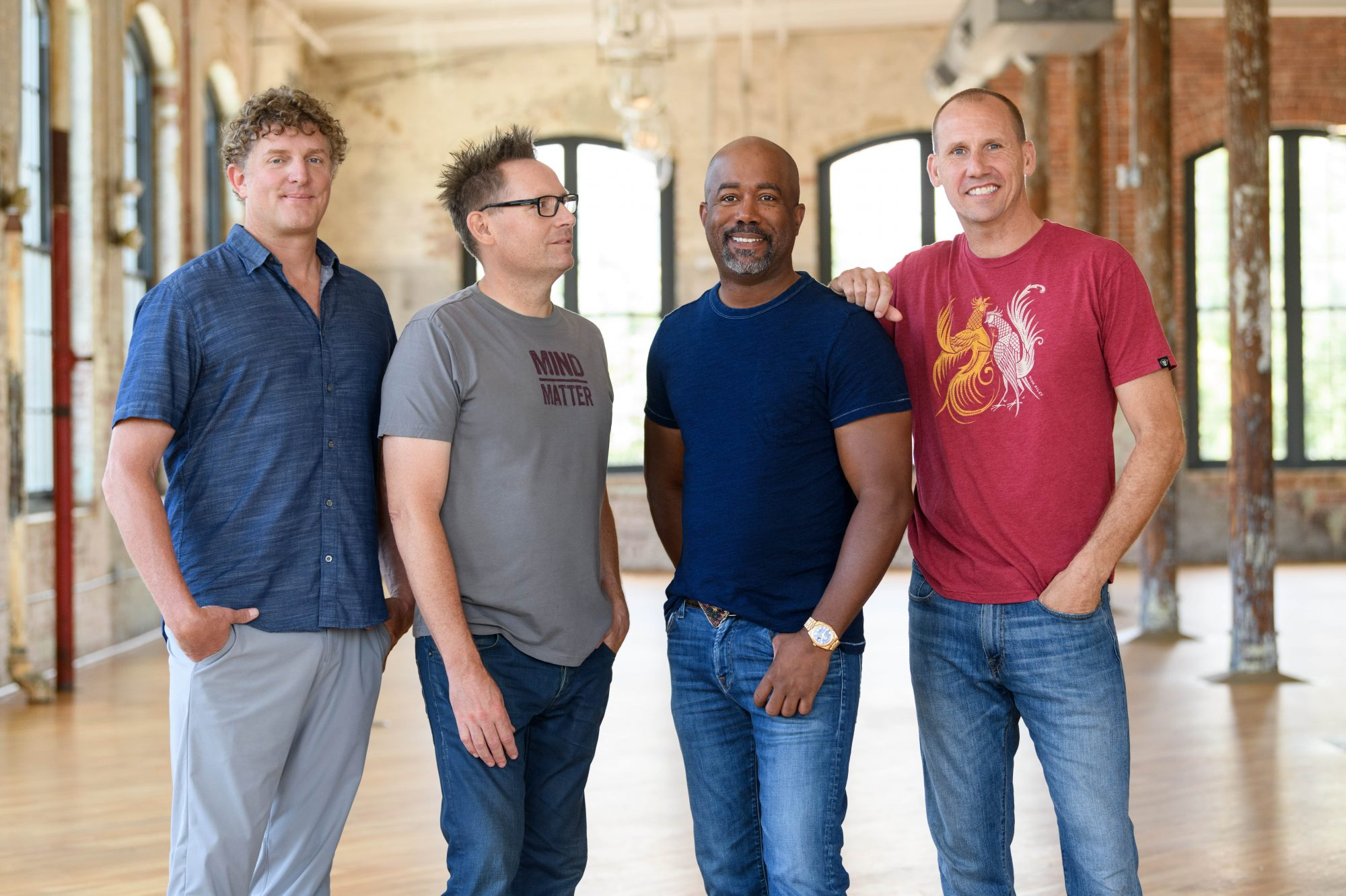 Hootie & the Blowfish Media Shot