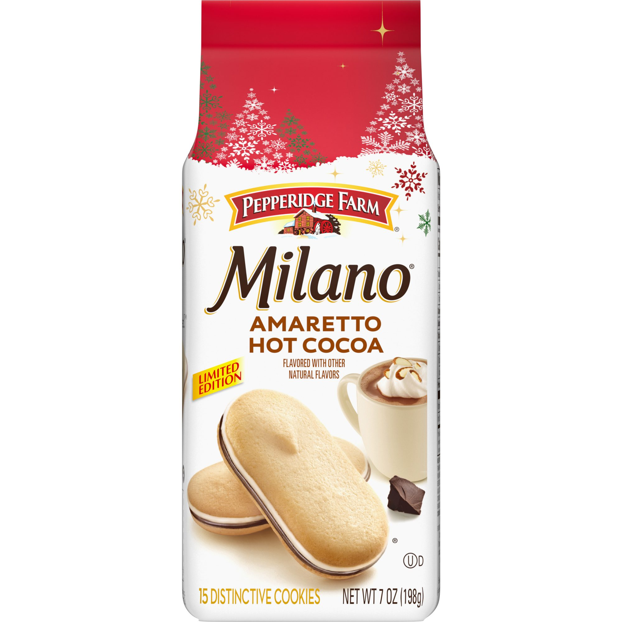 Milano Amaretto Hot Cocoa Flavored