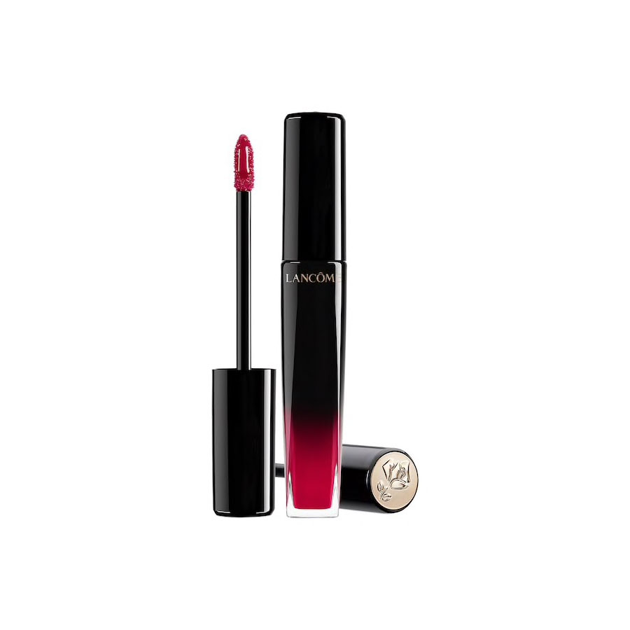 Lancome LAbsolu Lacquer Long Lasting Liquid Lipstick in Rose Rouge