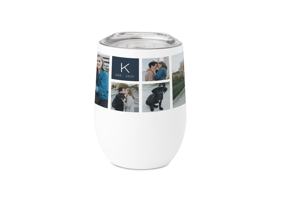Stemless Travel Tumbler
