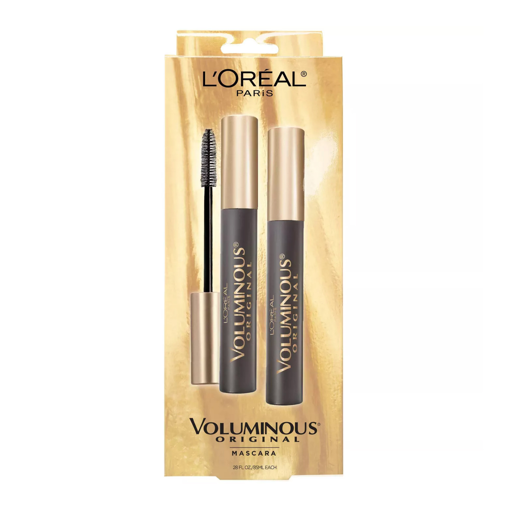 L'Oreal Paris Mascara Duo