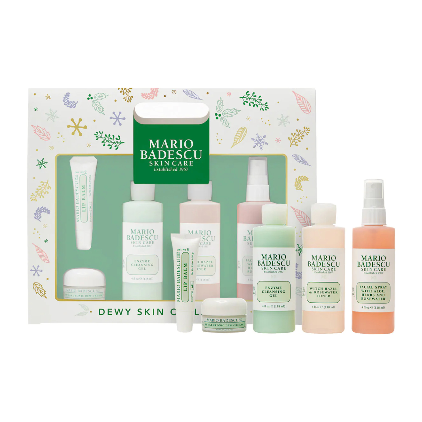 Mario Badescu Dewy Skin Collection
