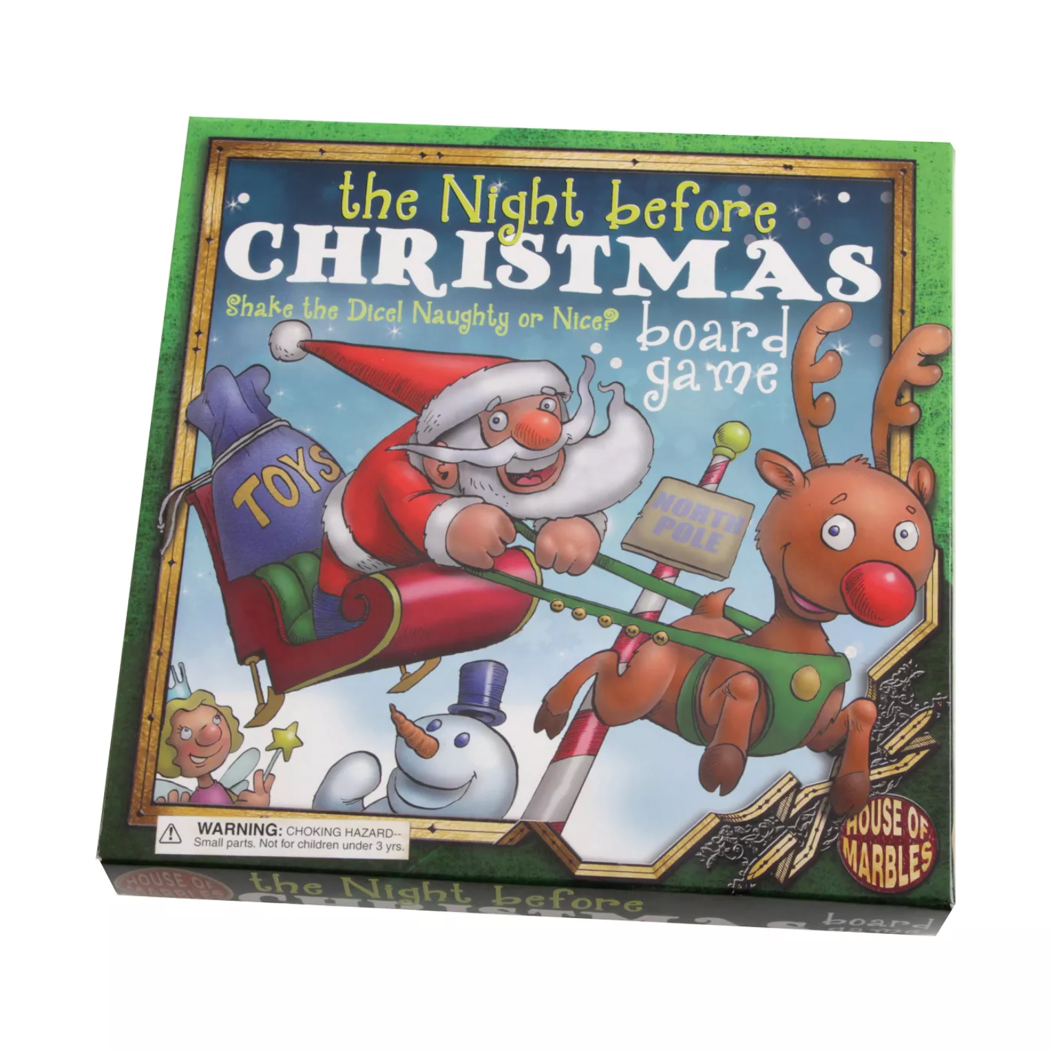 The Night Before Christmas Game