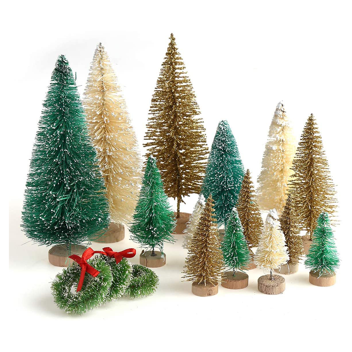 Mini Christmas Trees To Fill Your Home With Holiday Charm Southern Living