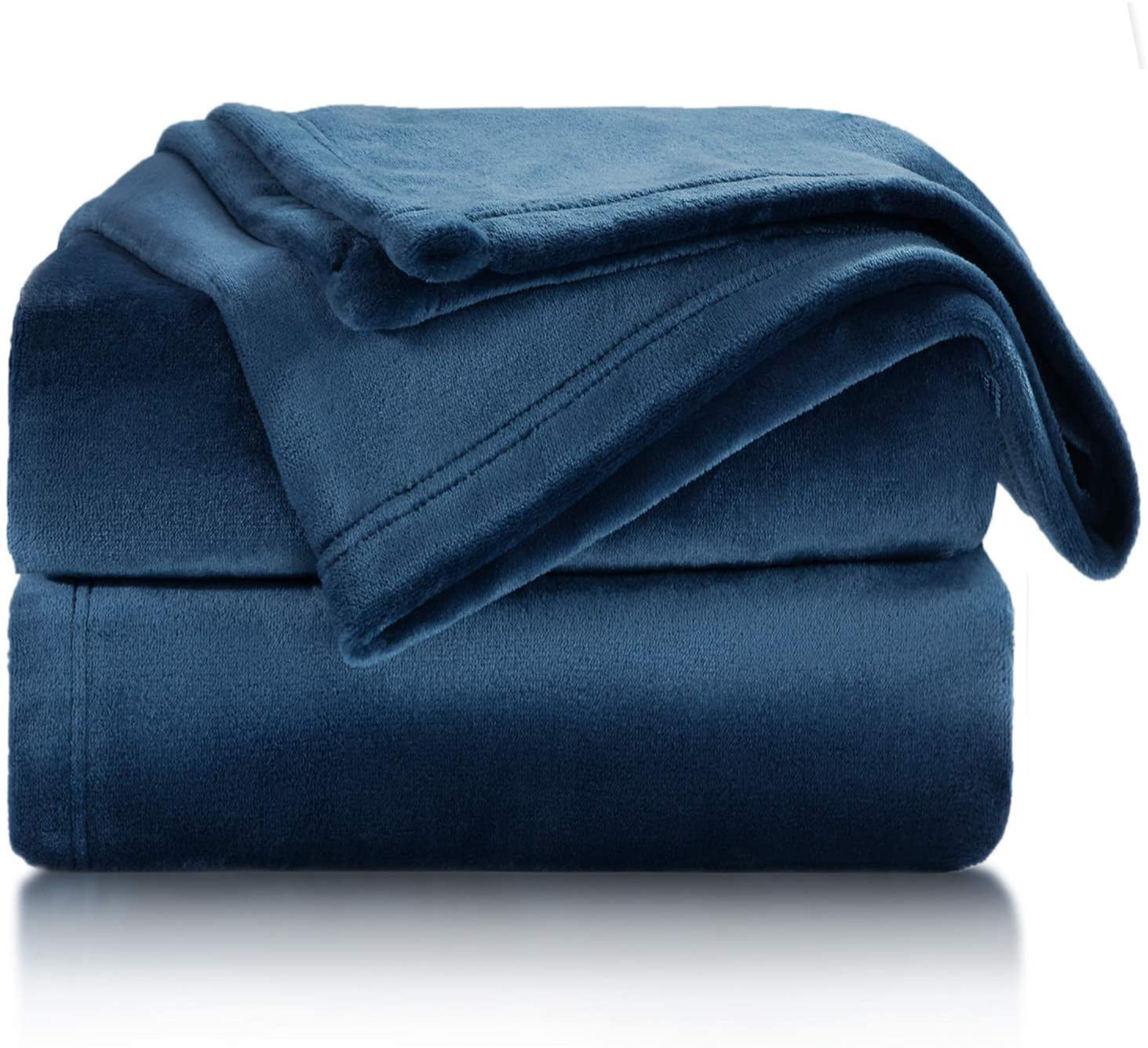 Bedsure Flannel Throw