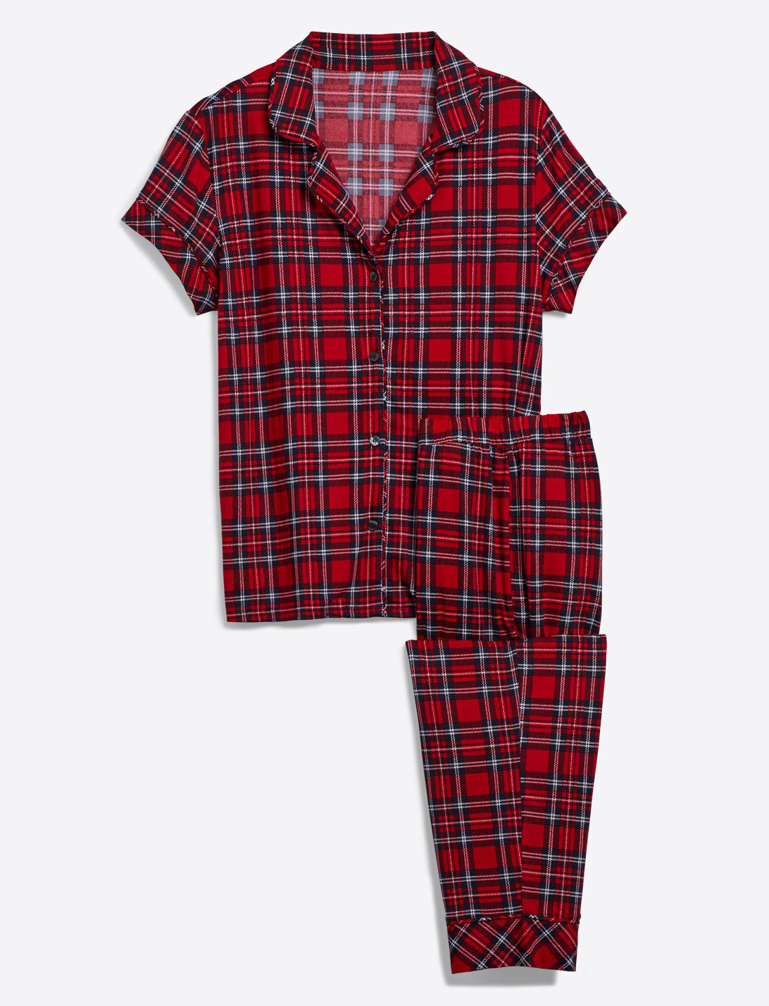 DraperJames Plaid Pajamas