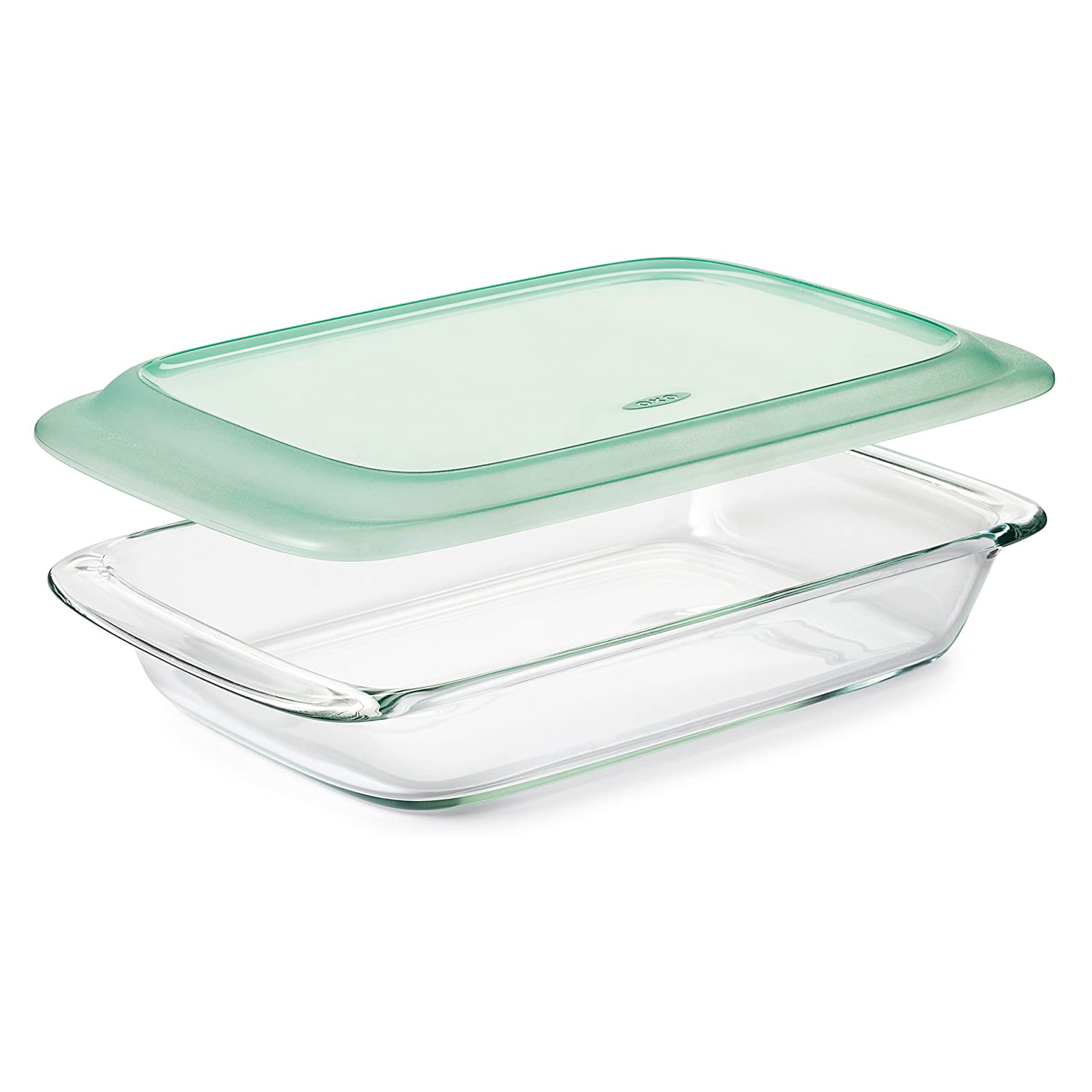 OXO Good Grips 3-Quart Glass Baking Dish with Lid