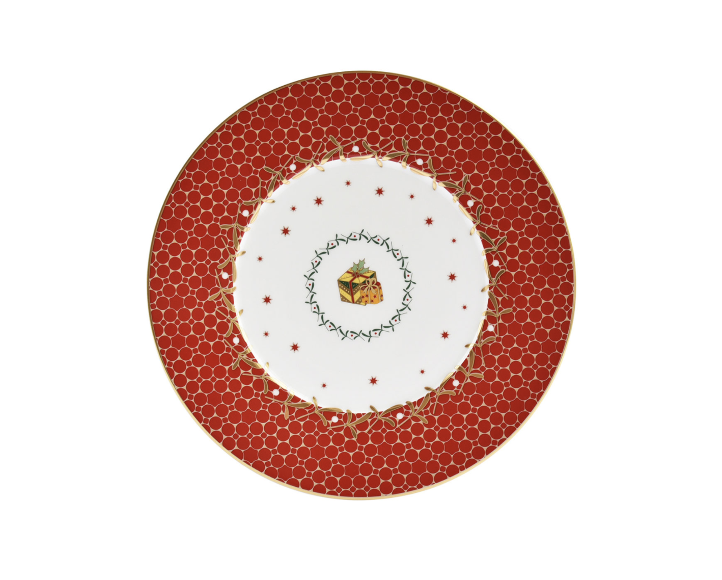 Complementary Holiday China for the Most Classic Patterns